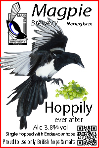 Magpie Hoppily